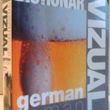 DICTIONAR VIZUAL GERMAN - ROMAN, 2010 - Carte in alte limbi straine