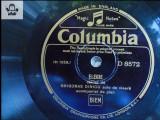 Grigoras Dinicu solo de vioara disc patefon gramofon Columbia v foto!