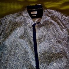 Camasa zara man, maneca scurta - Camasa barbati Zara, Marime: XL, Culoare: Din imagine