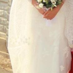 Rochie de Mireasa culoare Ivory, Model Australian 2016, Rochii de mireasa printesa