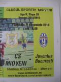 CS Mioveni-Juventus Bucuresti (14 decembrie 2016)