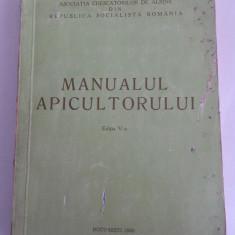 MANUALUL APICULTORULUI, 1983