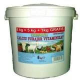 Calciu furajer vitaminizat - 6 kg