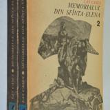 Memorialul din Sfanta Elena - Las Cases Vol . 1+2 - Roman
