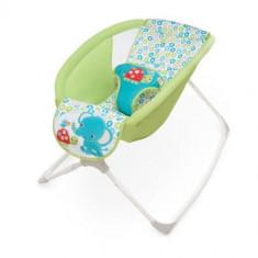 Sleeper Playtime to Bedtime Confetti - Patut pliant bebelusi Bright Starts