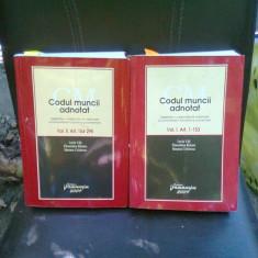 CODUL MUNCII ADNOTAT - LUCIA UTA 2 VOLUME