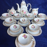 Set de ceai portelan fragonard