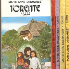 Marie-Anne Desmarest-TORENTE - Roman dragoste