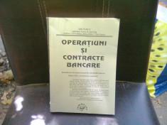 OPERATIUNI SI CONTRACTE BANCARE - ION TURCU foto