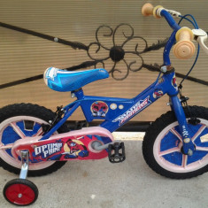 TransFormers / Optimus Prime / bicicleta copii 14