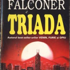 Triada - Colin Falconer - Roman, Anul publicarii: 1996