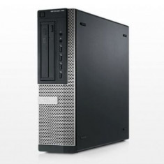 Calculator Dell Optiplex 790 Desktop, Intel Core i5 Gen 2 2400 3.1 GHz, 4 GB DDR3, 250 GB HDD SATA, DVDRW