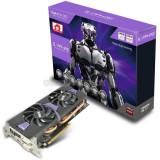Placa video SAPPHIRE AMD 11242-12-20G, NITRO R9 380, PCIE, 2048MB GDDR5 256bit, 5800MHz, 1010Mhz, 2*DVI, 1*HDMI, 1*DP, Fan, Black Plate bulk - Placa video PC Sapphire, PCI Express, 2 GB, Ati