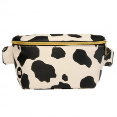 Borseta Mi-Pac Bum - Cow Cream (Masura Universala) - Borseta Dama