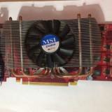 Placa video GeForce MSI N9800GT 1GB Zilent - Placa video PC