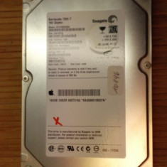 HDD PC Seagate 160GB Sata defect (10896) - Hard Disk Seagate, 100-199 GB, Rotatii: 7200