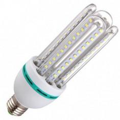 Bec LED 16W E27 4U Alb rece Economic, Becuri LED, Rece (4100 - 4999 K)
