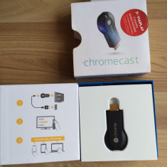 Google Chromecast Streaming TV iPhone iPad Android PC-produs nou - Media player