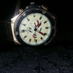 Ceas Hublot F1, Geneve edition, serie limitata, masiv, superb, ceas vintage cronograf - Ceas barbatesc Hublot, Quartz
