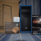 Unitate sistem gaming I3 4170 (A) + cadouri valoare 200ron + transport gratis