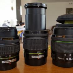 Kit Pentax K20D 14.6MP Digital SLR Camera with Shake Reduction and DA 18-55mm - DSLR Pentax