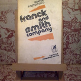 "Ioana Postelnicu - Franck and Smith company ""A2699"" - Roman"