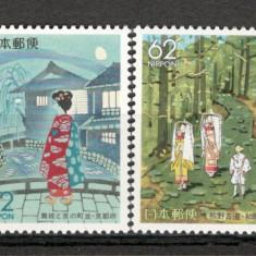 Japonia.1990 Prefectura Kyoto,Wakayama  KJ.524