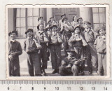 bnk foto - Elevi ai Liceului Militar iasi cu armamentul de instructie - 1940