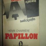 Papillon- Henri Charriere