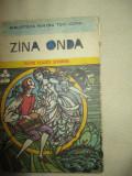 Zana Onda. Basme clasice Germane