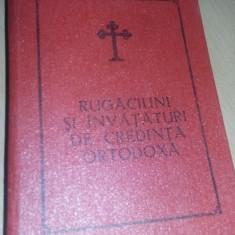 Rugaciuni si invataturi de credinta ortodoxa,1984,preasfintitul ANTIM,tp GRATUIT