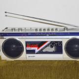 Radiocasetofon stereo SHARP QT-12HS
