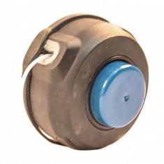 Tambur cu fir pentru motocositoare buton albastru