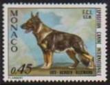 """Monaco - """"Caini"""" - Emisiuni anuale 1973-78"""