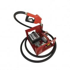 Pompa electrica transfer combustibil cu contor  24V AL-030117-9