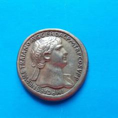 CAESAR NERVAE TRAIAN IMPERATOR - REPLICA - Moneda Antica, Europa