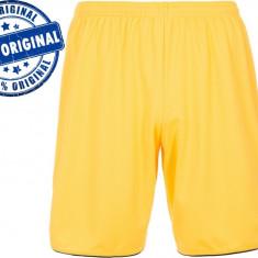 Pantalon Adidas Parma 2 pentru barbati - pantaloni originali - Pantaloni barbati Adidas, Marime: M, L, Culoare: Galben, Scurti, Poliester