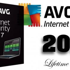 Licente Originale Antivirus AVG, DVD, peste 10