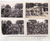 bnk foto - Lot 4 fotografii elevi ai Liceului Militar iasi  - 1940