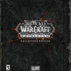 World of Warcraft Cataclysm Collectors Edition ! - Jocuri PC Blizzard
