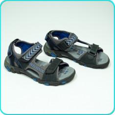 DE FIRMA → Sandale aerisite, comode, piele, calitate SUPERFIT → baieti | nr. 35 - Sandale copii Superfit, Culoare: Din imagine, Piele intoarsa
