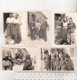 bnk foto - Lot 5 fotografii cu elevi ai LM Iasi - 1940-1943