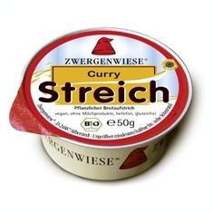 Mini Pate Bio Vegetal cu Curry Zwergenwiese 50gr Cod: zw5257