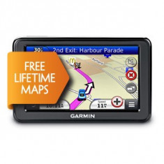 GPS Garmin 2455LM !, 5 inch, Toata Europa, Lifetime