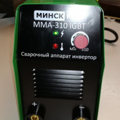 Aparat de sudura invertor MINSK MMA 310A.