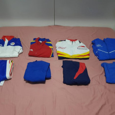 Treninguri Lotul National ! - Trening barbati Adidas, Marime: M/L, Culoare: Albastru