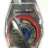 KIT Cabluri Amplificator Auto Subwoofer AL-250716-11