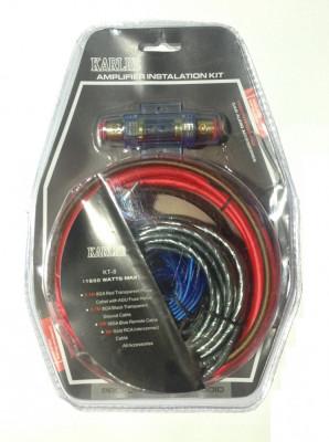 KIT Cabluri Amplificator Auto Subwoofer AL-250716-11 foto