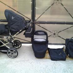 Baby Style Zing, 3x1, Reversibil, carucior copii 0 - 3 ani