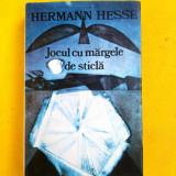JOCUL CU MARGELE DE STICLA Herman Hesse - Roman